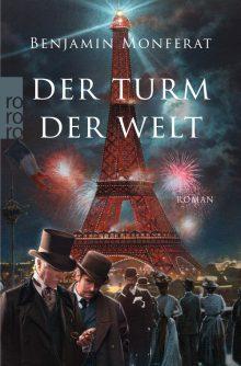 Der Turm der Welt Benjamin Monferat Stephan M. Rother Taschenbuch Cover