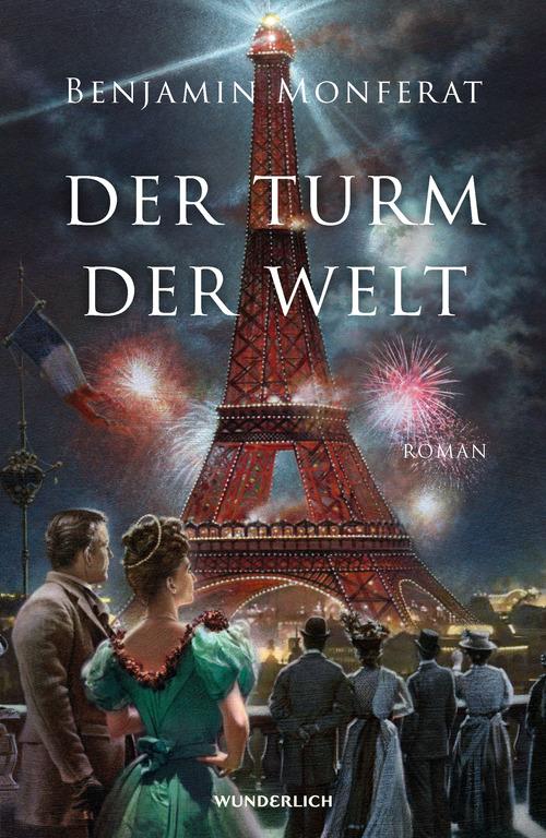 Der Turm der Welt Benjamin Monferat Stephan M. Rother Cover