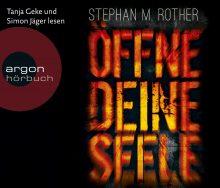 Öffne deine Seele Stephan M. Rother Hörbuch Cover