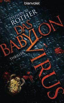 Das Babylon-Virus Stephan M Rother Cover