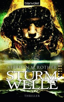 Sturmwelle Stephan M Rother Cover