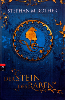 Der Stein des Raben Stephan M. Rother Cover