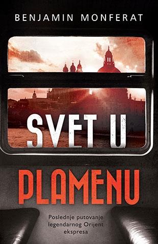 Welt in Flammen Svet u Plamenu Benjamin Monferat Stephan M. Rother Cover