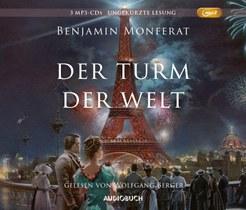 Der Turm der Welt Benjamin Monferat Stephan M. Rother Hörbuch Cover
