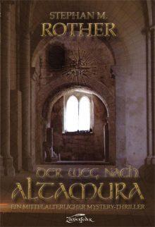 Der Weg nach Altamura Stephan M. Rother Cover