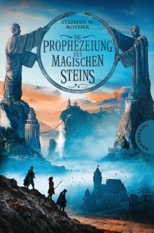 Die Prophezeiung des magischen Steins - Coverabbildung